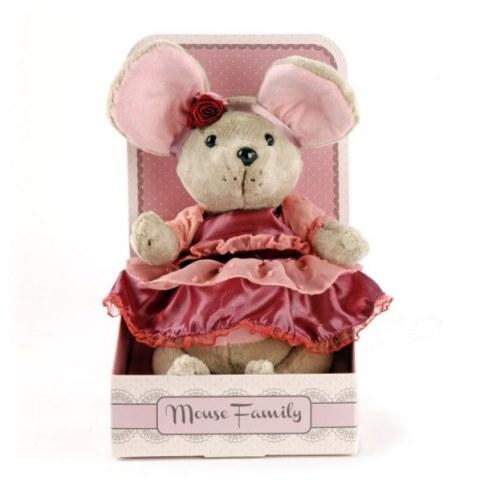 Мягкая игрушка Fluffy Family Мышка Вишенка 681200 в Москве