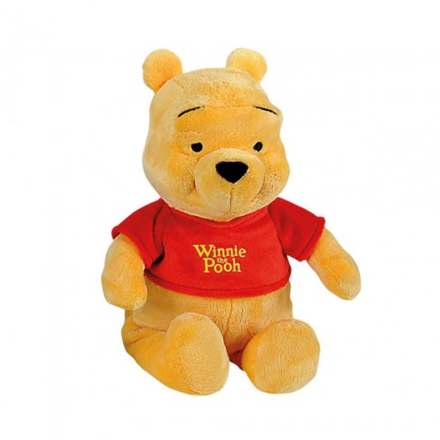 Мягкая игрушка Nicotoy Медвежонок Винни 35 см 5872673 в Москве