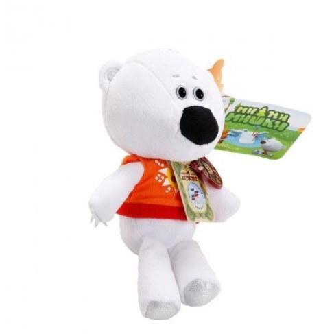 Мягкая игрушка Мульти-Пульти Медвежонок Белая тучка (звук) V62076/25X в Москве