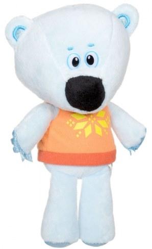 Мягкая игрушка Мульти-Пульти Медвежонок Белая Тучка (звук) V62076/20X в Москве