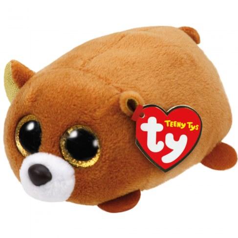 Мягкая игрушка TY Медведь Windsor коричневый 42165 в Москве