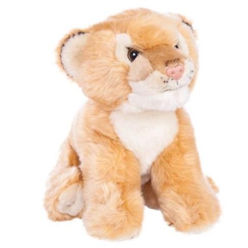 Мягкая игрушка Fluffy Family Львенок 20см 681429 в Москве