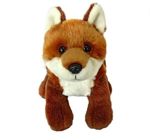 Мягкая игрушка Fluffy Family Лиса 18см 681433 в Москве