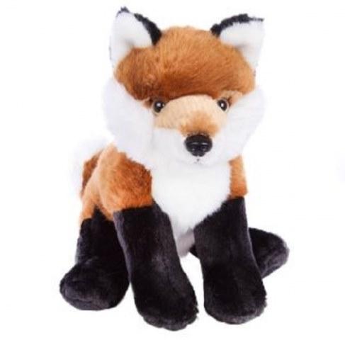 Мягкая игрушка Fluffy Family Лиса 20см 681410 в Москве