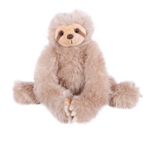 Мягкая игрушка Fluffy Family Ленивец 21см 681411 в Москве