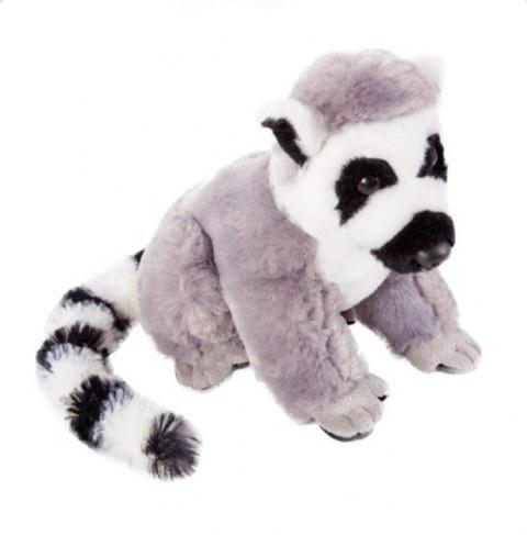 Мягкая игрушка Fluffy Family Лемур 18см 681437 в Москве