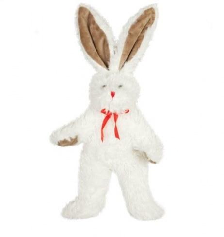 Мягкая игрушка Fluffy Family Зайка Пушок 28см 681449 в Москве