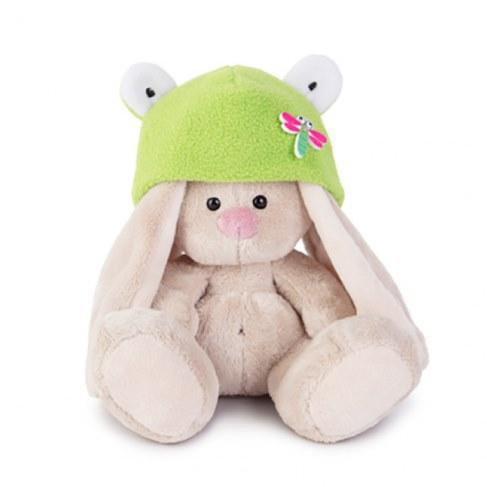 Мягкая игрушка BUDI BASA Зайка Ми в шапке-лягушка SidX-147 в Москве