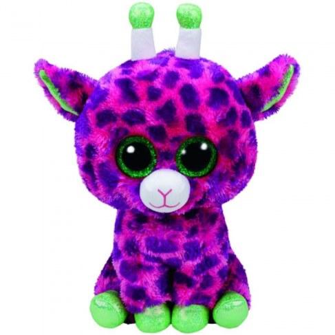 Мягкая игрушка TY Beanie Babies Жираф Gilbert, 15 см 37220 в Москве