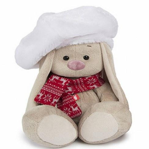 Мягкая игрушка BUDI BASA SidS-124 Зайка Ми в белом берете в Москве