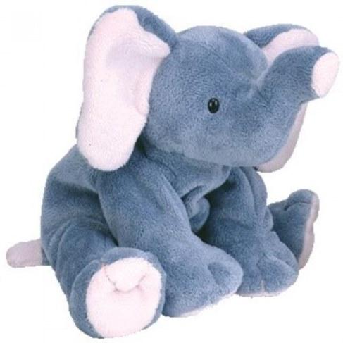 Мягкая игрушка TY Pluffies Cлон Winks 3229 в Москве