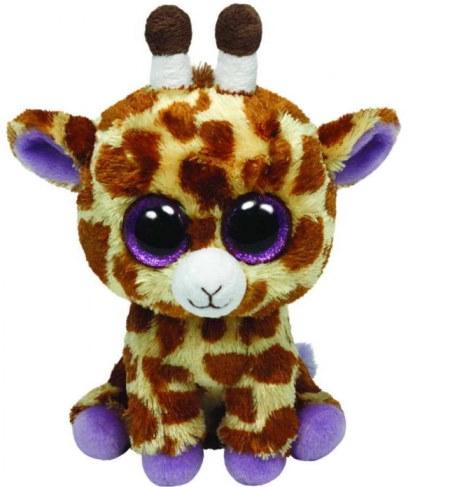 Мягкая игрушка TY Beanie Boos-Жираф Safari 36905 в Москве