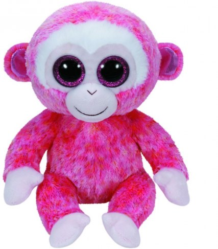 Мягкая игрушка TY Beanie Boos - Обезьянка Ruby 37010 в Москве