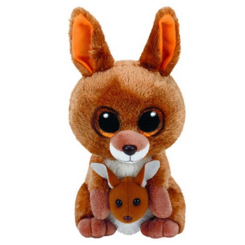 Мягкая игрушка TY Beanie Boos - Кенгуру Kipper 37226 в Москве