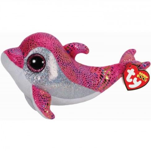 Брелок TY Beanie Boos - Дельфин Sparkles 36126 в Москве