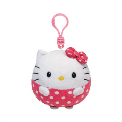 Брелок TY Beanie Ballz HELLO KITTY в Москве