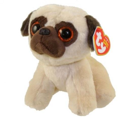 Мягкая игрушка TY Beanie Babies Щенок Rufus 20 см 42181 в Москве