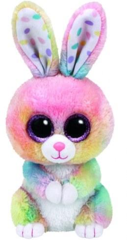 Мягкая игрушка TY Beanie Boo Зайчик разноцветный Bubby 15 см 37212 в Москве