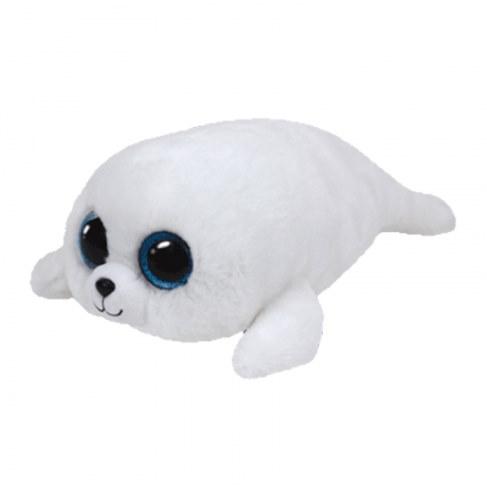 Мягкая игрушка TY Beanie Boo's Белый тюлень Icing 15 см 36164 в Москве
