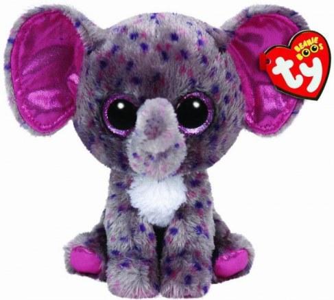 Мягкая игрушка TY Beanie Boos-Слоненок Specks 37039 в Москве