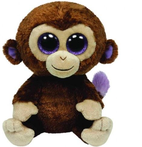 Мягкая игрушка TY Beanie Boos-Обезьянка Coconut 36901 в Москве