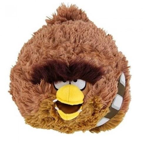 Мягкая игрушка 1toy Angry Birds Star Wars Чубака 12 см 93231 в Москве