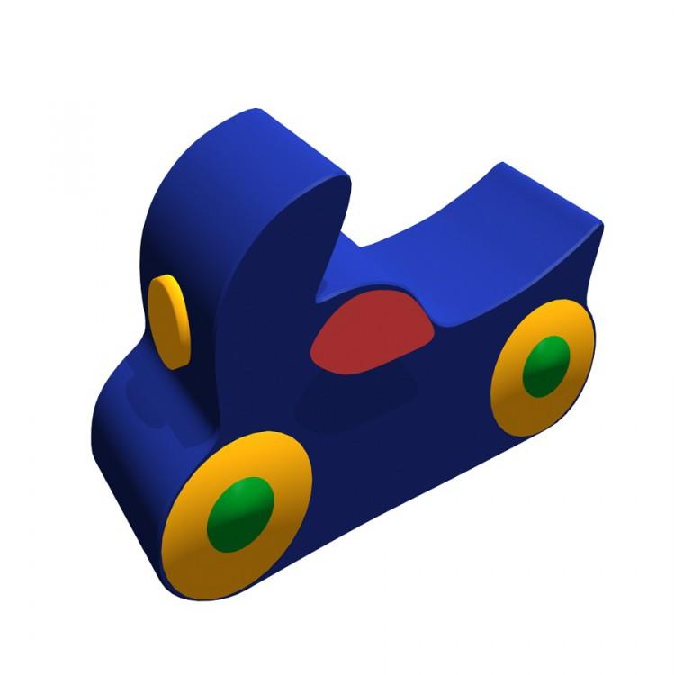 Контурная игрушка «Мотоцикл» ДМФ-МК-01.94.02 в Москве