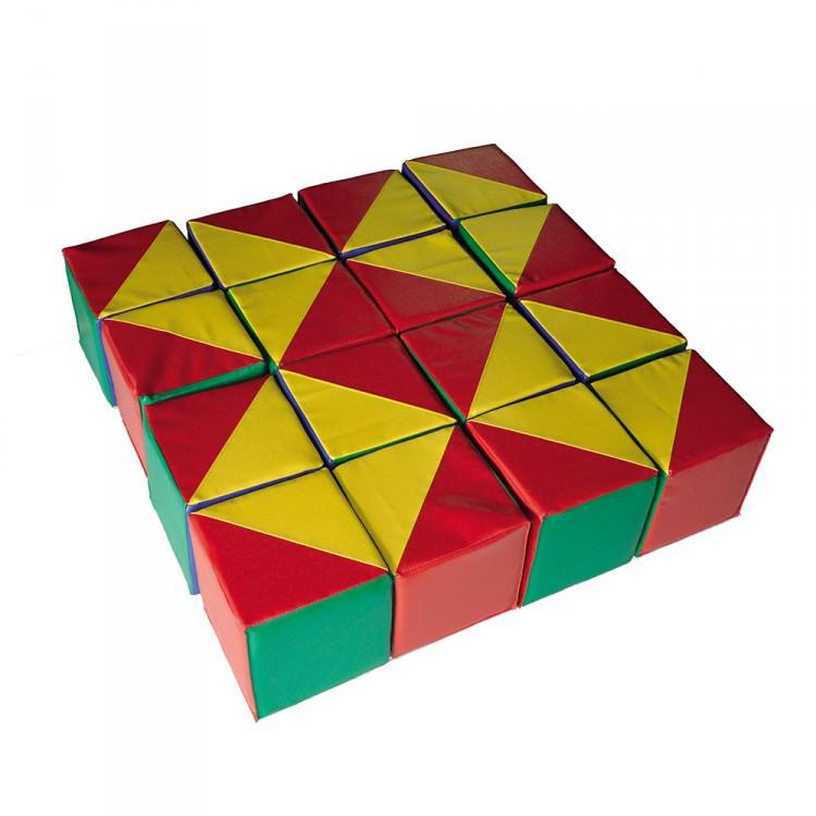 Развивающий набор кубиков «Калейдоскоп» ДМФ-МК-01.95.08 в Москве