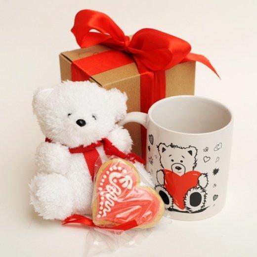 Подарочный набор С любовью в Москве