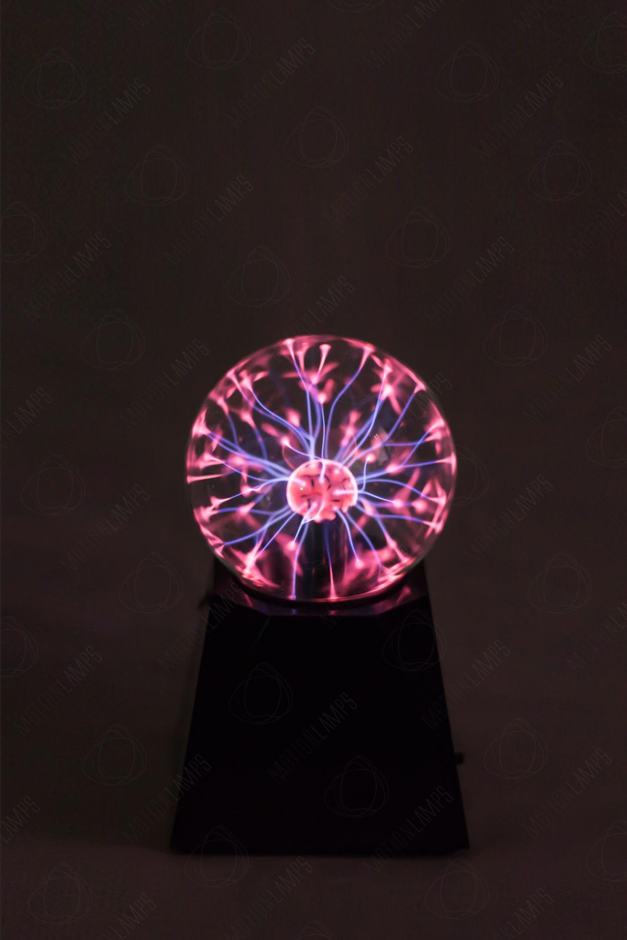 Электрический плазменный шар Тесла (D - 10см) в Москве