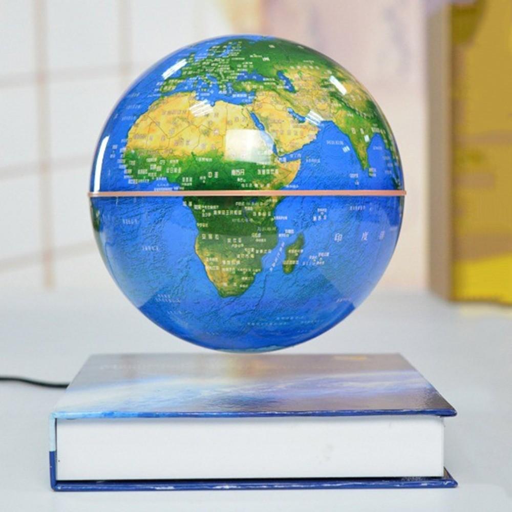 Левитирующий глобус на книге Земля (D-14см) в Москве
