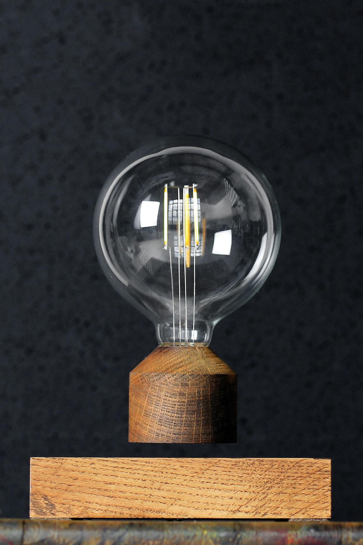 Левитирующий светильник Lesvet Classic (тёмный) в Москве