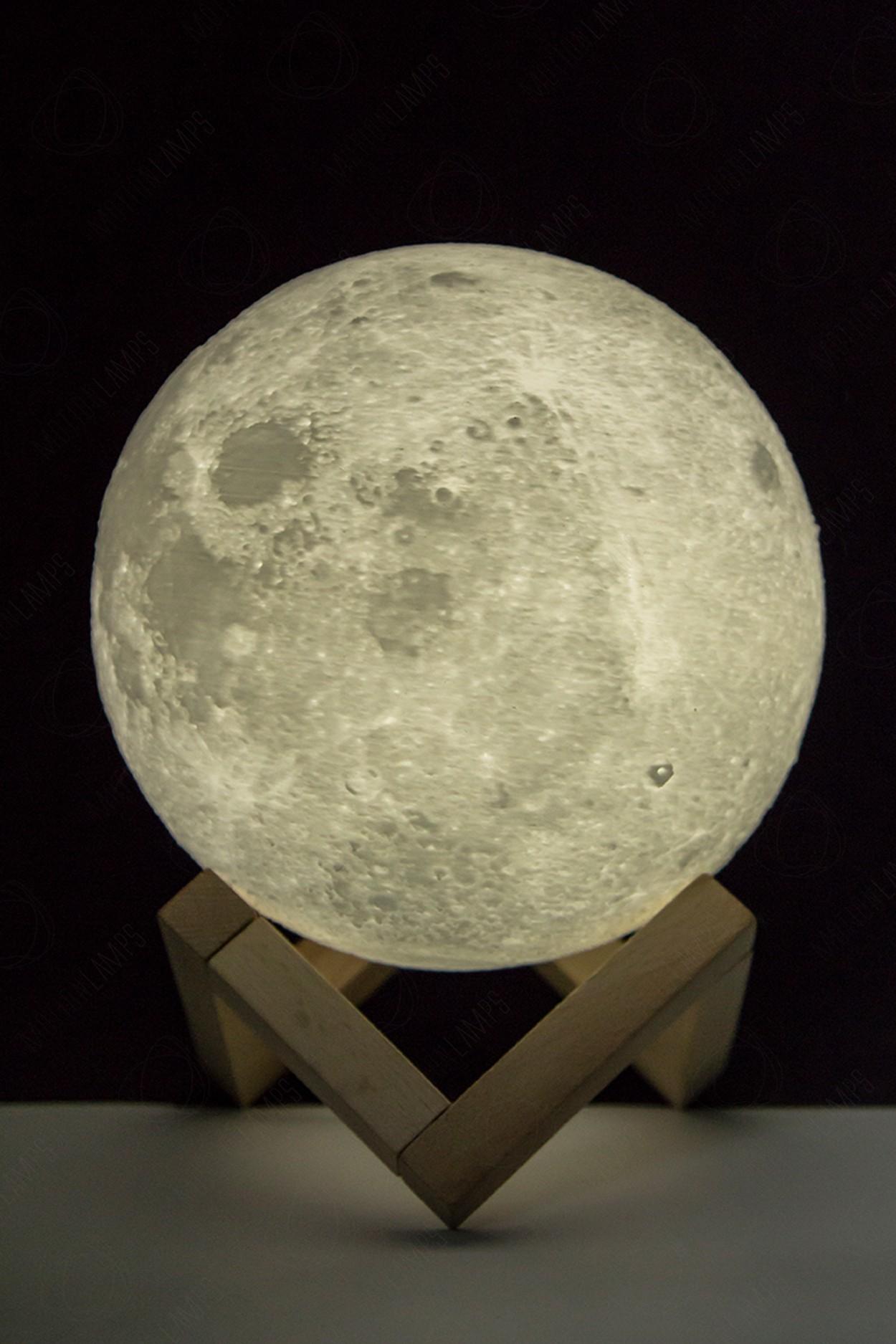 Ночник луна 15см в Москве