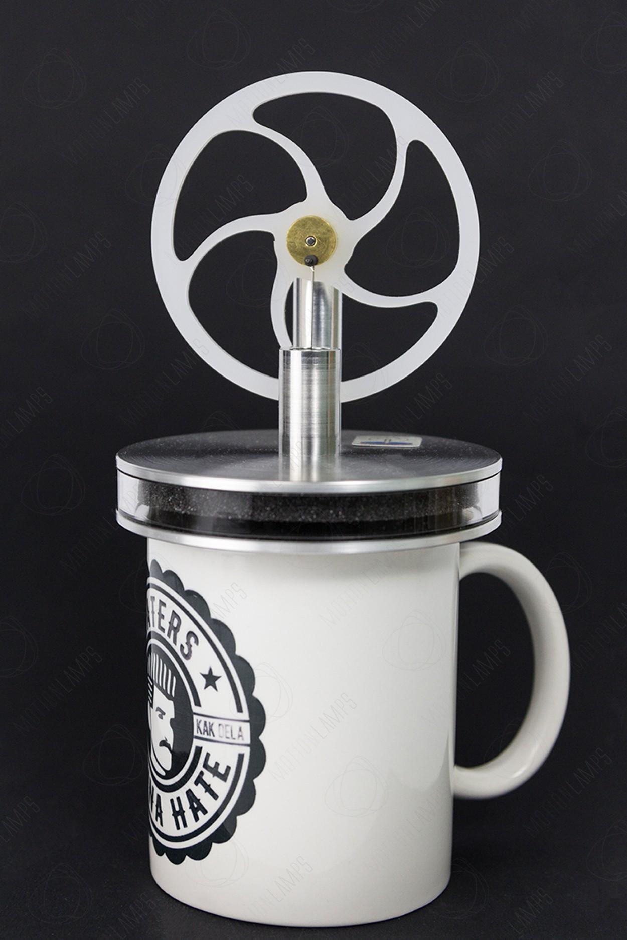 Двигатель Стирлинга на чашку в Москве