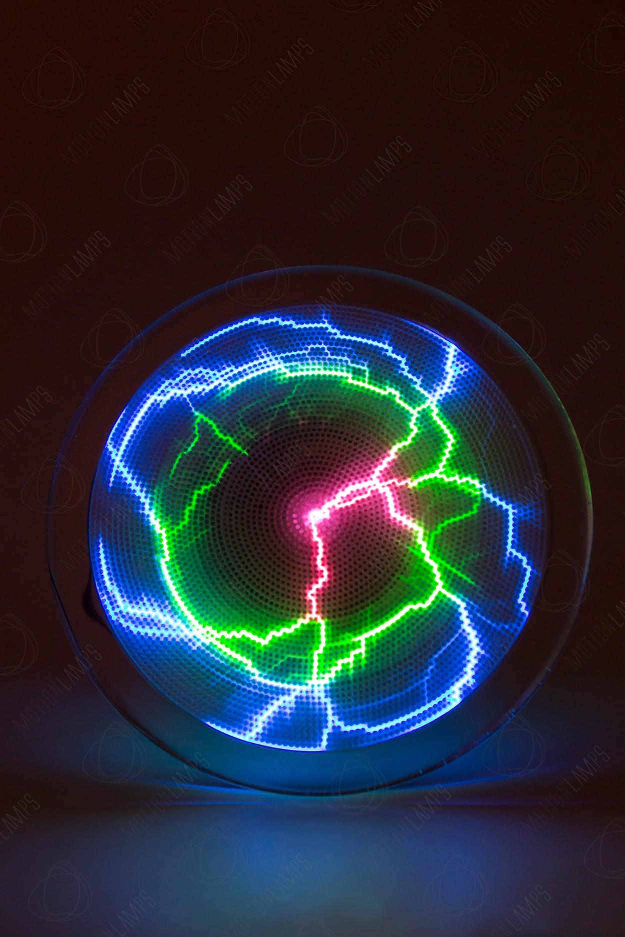Электрический плазменный диск Тесла Rainbow D - 20см в Москве