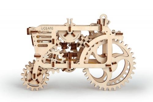 Конструктор 3D-пазл Ugears Трактор в Москве