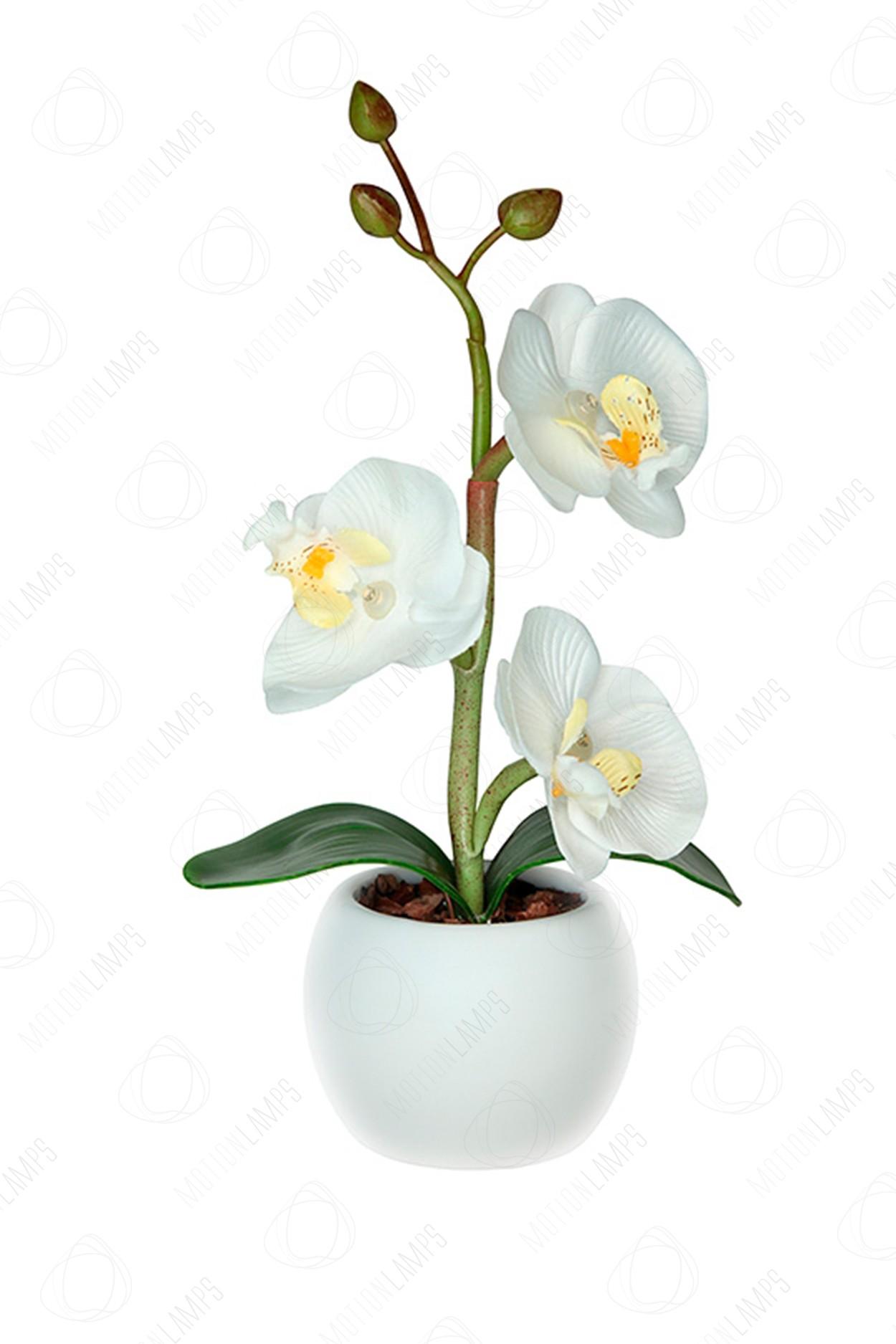 Светодиодный светильник Орхидея mini белая в Москве