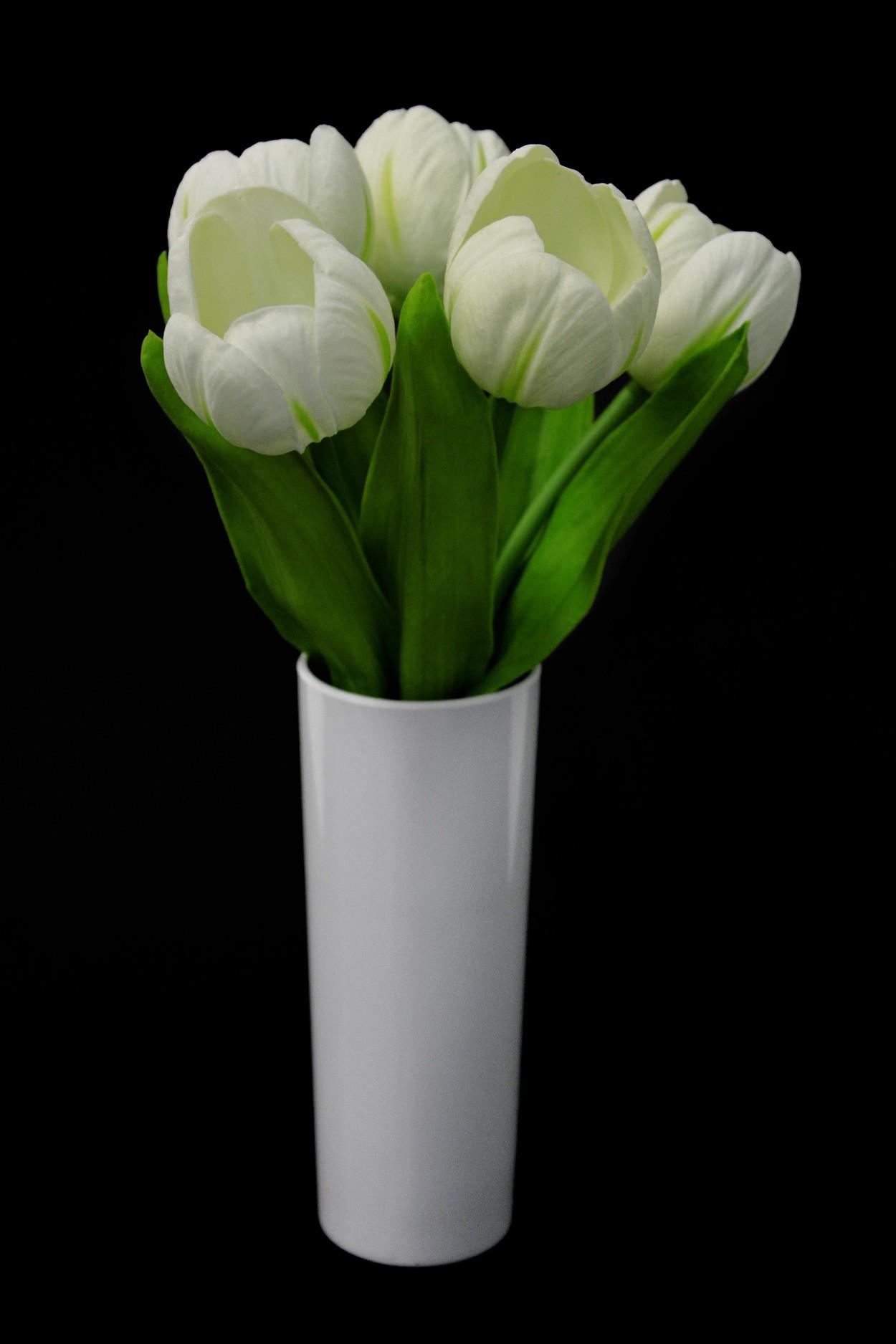 Светильник Тюльпаны (белые) в Москве