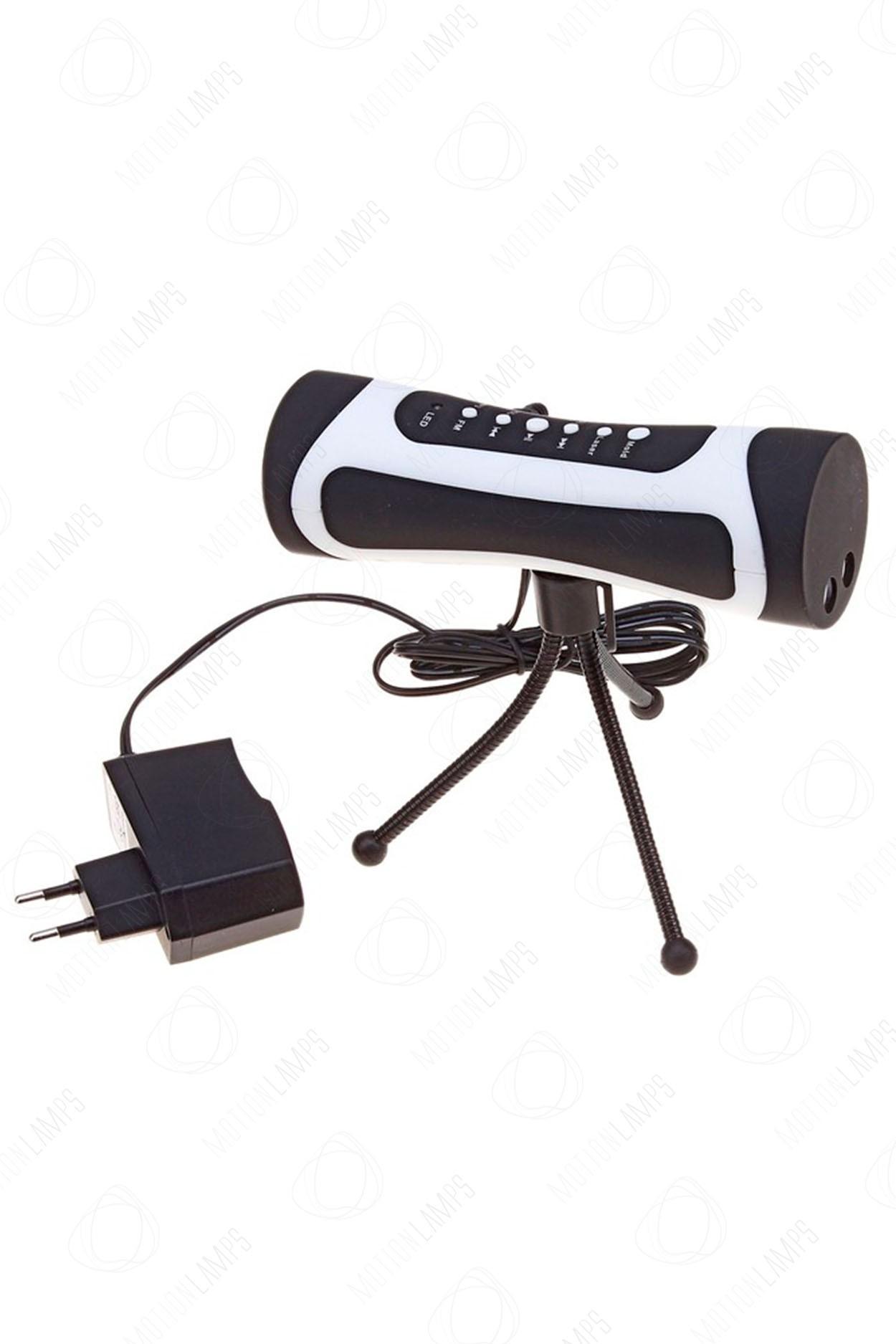 Портативный лазерный проектор с Fm в Москве