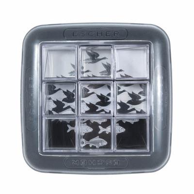 """Головоломка""""Эшер""""(Mirrorkal Escher) в Москве"""