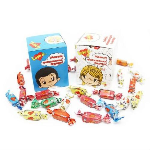 Жевательные конфеты  в Москве