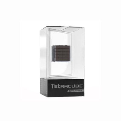 ТетраКуб, 125 блоков, цвет черный в Москве