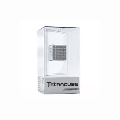 ТетраКуб, 125 блоков, цвет серебрянный в Москве