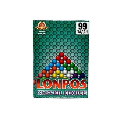 "Головоломка Lonpos""Clever Choice"" в Москве"