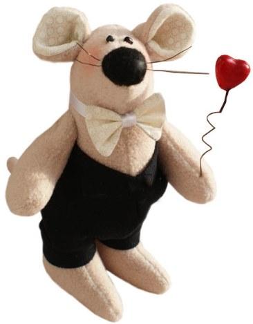 Набор Ваниль для шитья игрушки Love Story Жених 18 см LV002 в Москве