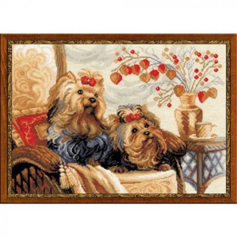 Набор Сотвори Сама для вышивания Домашние любимцы 1248 в Москве