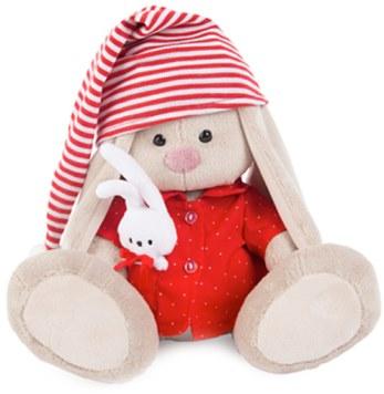 Мягкая игрушка Зайка Ми в красной пижаме 23 см SidM-158 в Москве