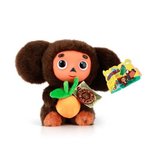 Мягкая игрушка Мульти-Пульти Чебурашка с апельсином 17 см 220631 в Москве