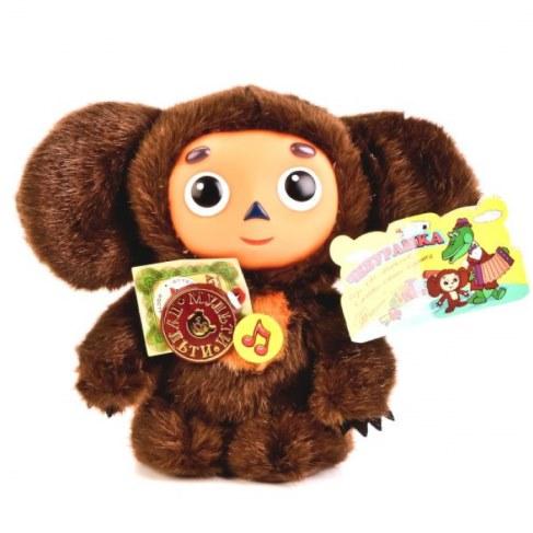 Мягкая игрушка Мульти-Пульти Чебурашка 17 см 220633 в Москве