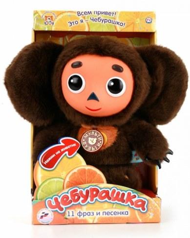 Мягкая игрушка Мульти-Пульти Чебурашка 25см V17777-25AS22X в Москве